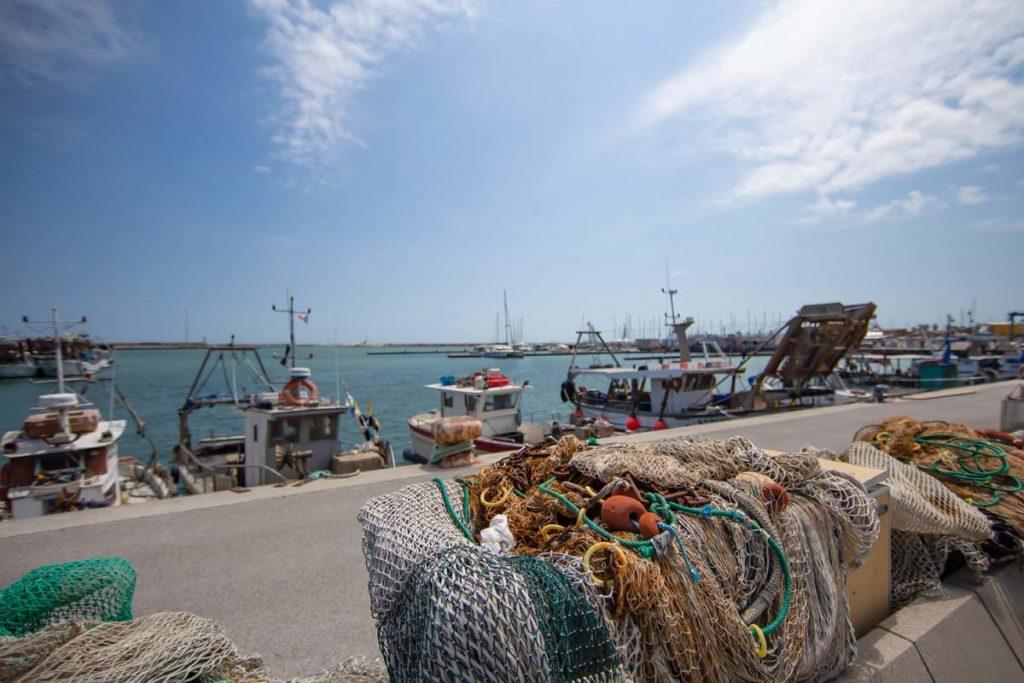 San Benedetto del Tronto porto peschereccio